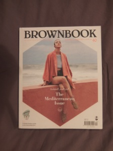 Brownbook Issue 40 Cover