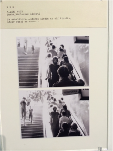 Kovanek escalator